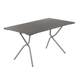 Grande table 140x80 anytime tables et chaises de jardin for Table 140x80