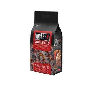 Briquettes de charbon de bois Weber - 4 kg 259574