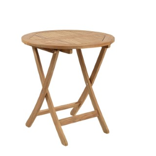 Table De Jardin Carr E Pliante En Teck Massif Tables Et Chaises De Jardin Balcon Terrasse