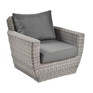 Fauteuil de jardin avec coussins altea botanic for Coussin de fauteuil de jardin