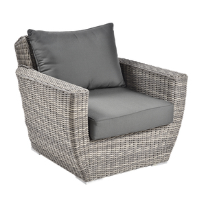 fauteuil de jardin avec coussins altea botanic. Black Bedroom Furniture Sets. Home Design Ideas