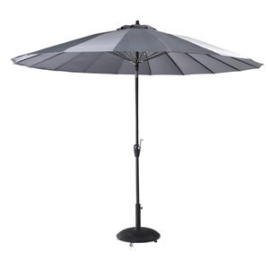 Parasol PAGODE à manivelle Ø3 m perle