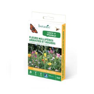 Fleurs mellifères arbustes et rosiers 260181