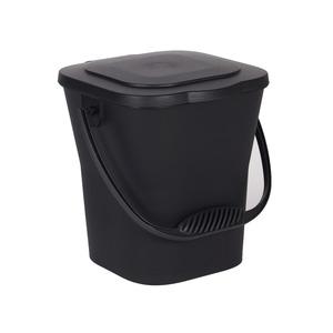 Seau à compost gris - 6L 260294