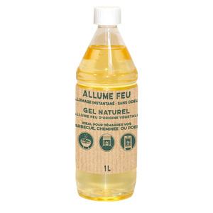 Liquide gel naturel 1L 260340