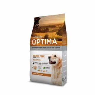 Optima dog grain free chicken