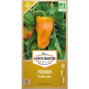 Poivron Petit Marseillais 260660