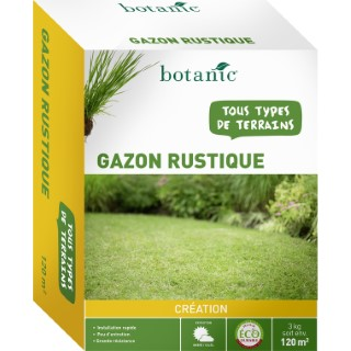 Gazon Rustique Label Éco-durable 3 kg