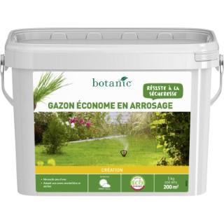 Gazon économe en arrosagebotanic® 5kg