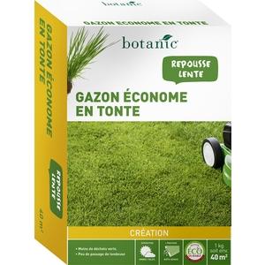 Gazon économe en tonte Label Éco-durable 1 kg