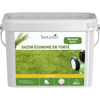Gazon économe en tonte Label Éco-durable 5 kg