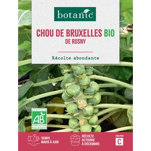 Chou bruxelles de rosny bio BIO 261377