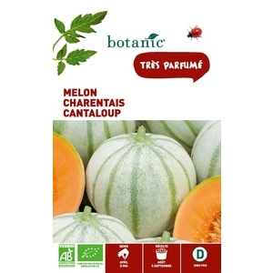 Melon Charentais Cantaloup AB BIO 261410