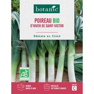 Poireau d'Hiver de Saint-Victor AB BIO 261420