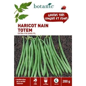 Haricot Nain Totem Extra-Fin sans Fil 200 gr 261472