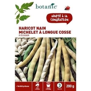 Haricot Nain Michelet à Longue Cosse à Écosser 200 gr 261494