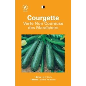 COURGETTE VeRTe NON COUREUSE DES MARAICHERS 261521