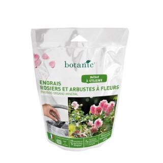 Engrais rosiers et arbustes à fleurs 20x10g