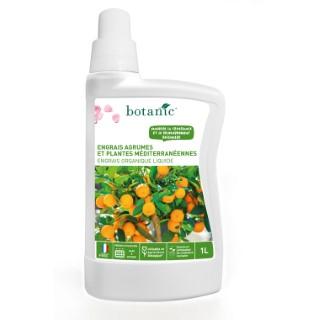 Engrais agrumes et plantes méditerrannéennes liquide 1L