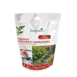 Engrais potager et aromatiques en doses 20x10g