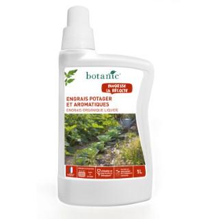 Engrais potager et aromatiques liquide 1L