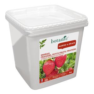 Engrais fraisiers, petits fruits, fruitiers 3kg