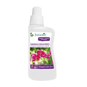 Engrais orchidées liquide