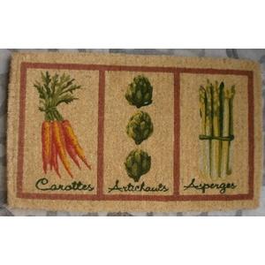 Paillasson légumes