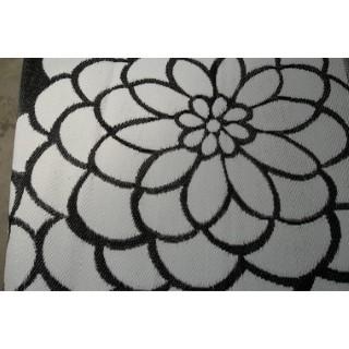 Tapis fleur.120X180