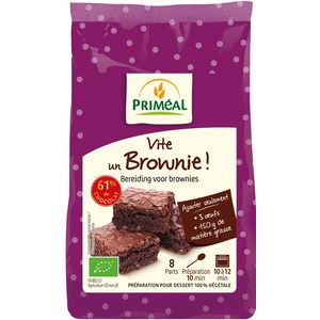 Vite un gâteau brownie PRIMEAL