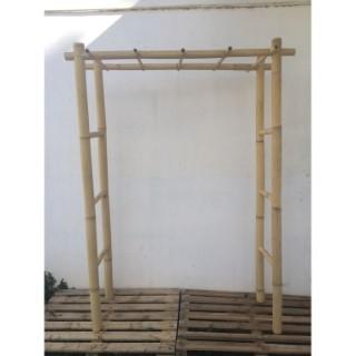 Arche chaume beige 120x50x200 cm
