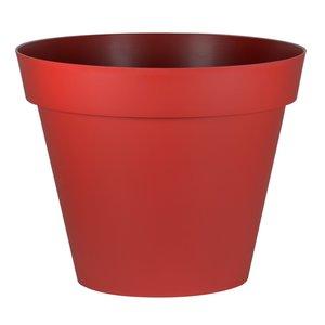 Pot Toscane Rouge rubis D100x H79,5