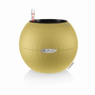 Pot Rond Puro Color Citron Vert - 20x39 Cm