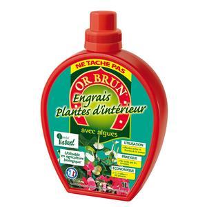Engrais liquide plantes d'intérieur 1 L