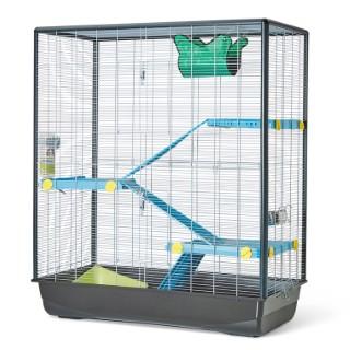 Cage pliable pour furet Zeno 3 Empire 100x50x116 cm 264188