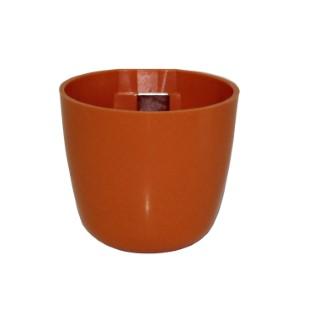 Pot aimanté KalaMitica Basic Line boule orange