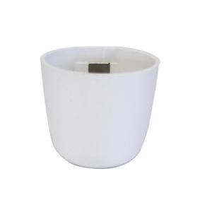 Pot aimanté KalaMitica Basic Line boule blanc