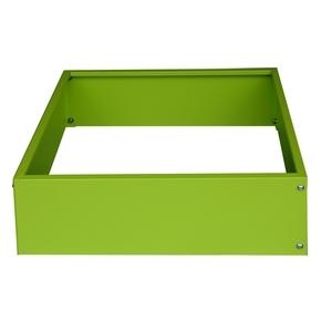 potager urbain carr vert anis 60x60 cm botanic. Black Bedroom Furniture Sets. Home Design Ideas