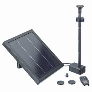 Fontaine solaire télécommandée Pondo Solar 250 Control 276439