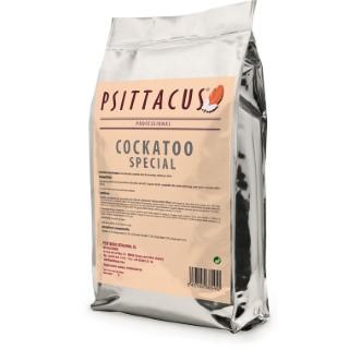 Pâtée Spéciale Cacatoès 5 Kg