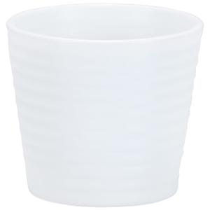 Cache-pot 937 Expressive  Ø 9 x H 8 cm Céramique émaillée 278213