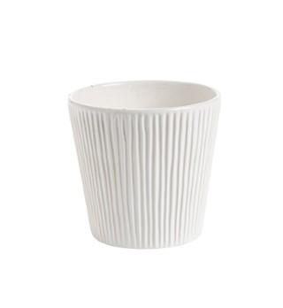 Cache-pot Riscado Ø 23 x H 21 cm Céramique 278481