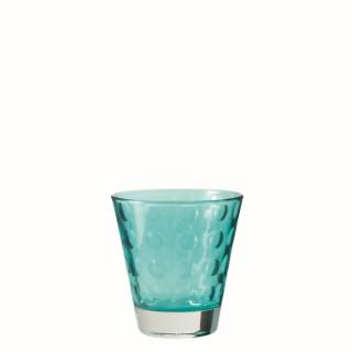 Verre à Whisky Optic Bleu - 25 cl 278935