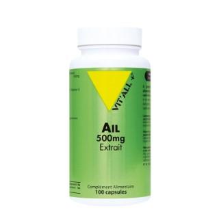 Ail 500 mg vit'all + en format de 100 capsules 279656