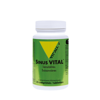 Sinus vital vit'all + en format de 30 comprimés 279671