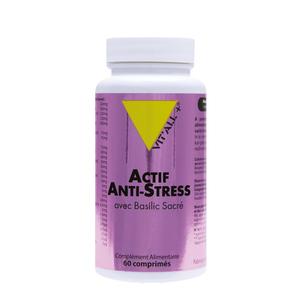 Actif anti-stress vit'all + en format de 60 comprimés 279677