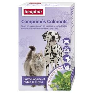 Comprimés calmants pour chiens et chats x 20 279770