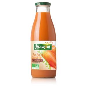 Jus de carotte lactofermenté bio 75 cl 279875