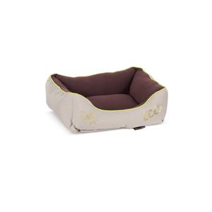 Corbeille pour chien en fibre recyclée marron 50 x 40 cm 280256