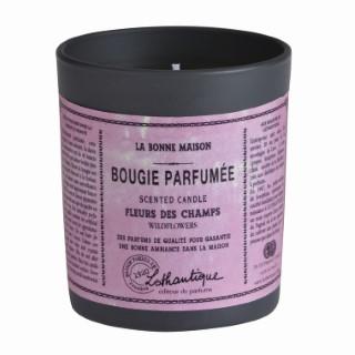 Bougie Fleurs des Champs 160 g LOTHANTIQUE